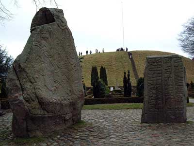 Jelling stones of Scandinavia