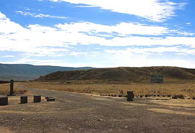 The Akapana pyramid was built by the Tiwanaku people of ancient Bolivia, and was possibly the largest pre-Columbian structure in this area.