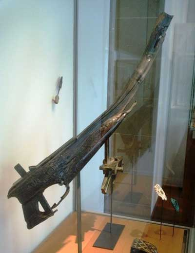 Another  early crossbow