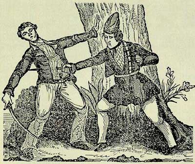 Mary fought just as fiercely and was just as ruthless as any male pirate aboard Calico Jack's ship.