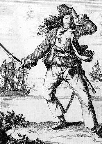The second woman to join Rackham's crew, Mary Read was fearsome, merciless… and had been playing a male role since her childhood.
