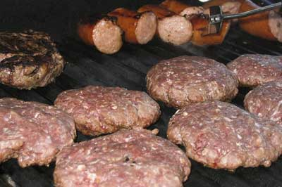 Ancient Olympians ate a lot of meat… too bad they didn't have BBQs.