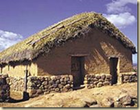 A typical Celtiberian house