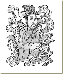 Lu Buwei, a merchant who became Chancellor of China