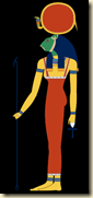 Sekhmet was a lion headed warrior goddess