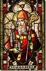 This Saint is the Patron Saint of Ireland