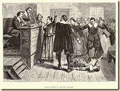 The Salem Witch Trials ultimately led to the deaths of 29 men and women