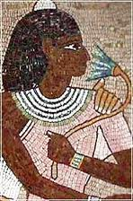 Getting high in ancient egypt blue lotus ancient history blog oh those egyptians they have so many beautiful tomb paintings papyrus scrolls full of art and sculptures and look at all those lovely people holding mightylinksfo Images