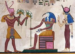 Getting high in ancient egypt blue lotus ancient history blog apparently nefertem brought a blue lotus to the sun god ra in order to help ease the suffering of his aging body the perfume of the flower was thought mightylinksfo Images