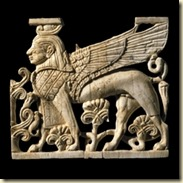 phoenician plaque