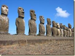 Moai-on-Rapa-Nui